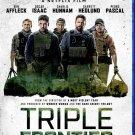 Triple Frontier Blu-Ray Netflix