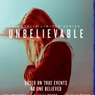 Unbelievable Complete Season Blu-Ray 2BD set Netflix TV Series