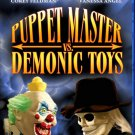 Puppet Master Vs. Demonic Toys Blu-Ray (2004) Transferred from Lazerdisc to BD