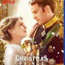 A Christmas Prince The Royal Wedding Blu-Ray Netflix