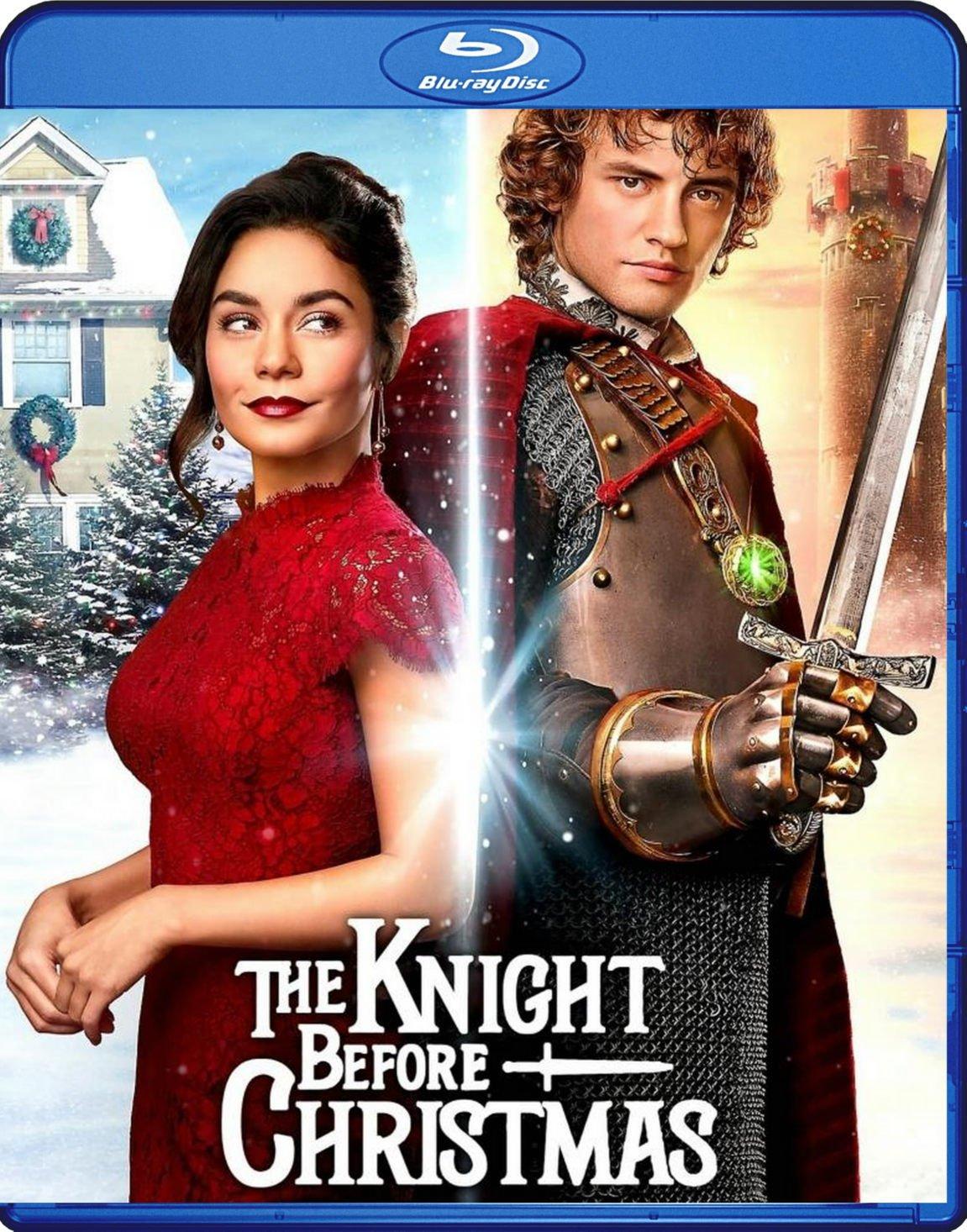 The Knight Before Christmas Blu-Ray Netflix