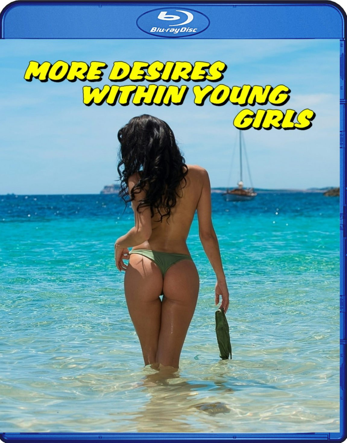 More Desires Within Young Girls Blu-Ray (6 Schwedinnen Auf Ibiza) Erotic