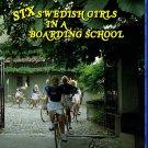 Six Swedish Girls In A Boarding School Blu-Ray (6 Schwedinnen Im Pensionat) Erotic