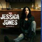 Jessica Jones 2 Season Blu-Ray 2BD set Marvel Netflix TV Series