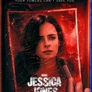 Jessica Jones 3 Final Season Blu-Ray 2BD set Marvel Netflix TV Series