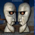 Pink Floyd Marooned Film + The Division Bell Hi-Res Audio Album Blu-Ray