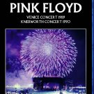 Pink Floyd Venice Concert 1989 / Knebworth Concert 1990 Blu-Ray The Later Years