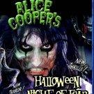 Alice Cooper Halloween Night Of Fear Blu-Ray
