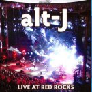 Alt-J Live At Red Rocks Blu-Ray
