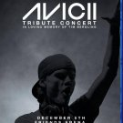 Avicii Tribute Concert In Loving Memory Of Tim Bergling Blu-Ray