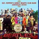 The Beatles Sgt. Pepper's Lonely Hearts Club Band Anniversary Blu-Ray