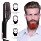 Multifunctional Electric Straightening Hair Comb Fast Irons Auto Straight Beard Brush