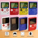 Video Games Console Mini Handheld Built-in 500 Retro Classic Games 3.0 Inch Portable Pocket Game