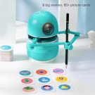 English Magic Drawing Robot Kids Educational Toys Student Learning Tools Robot Puzzle Toys