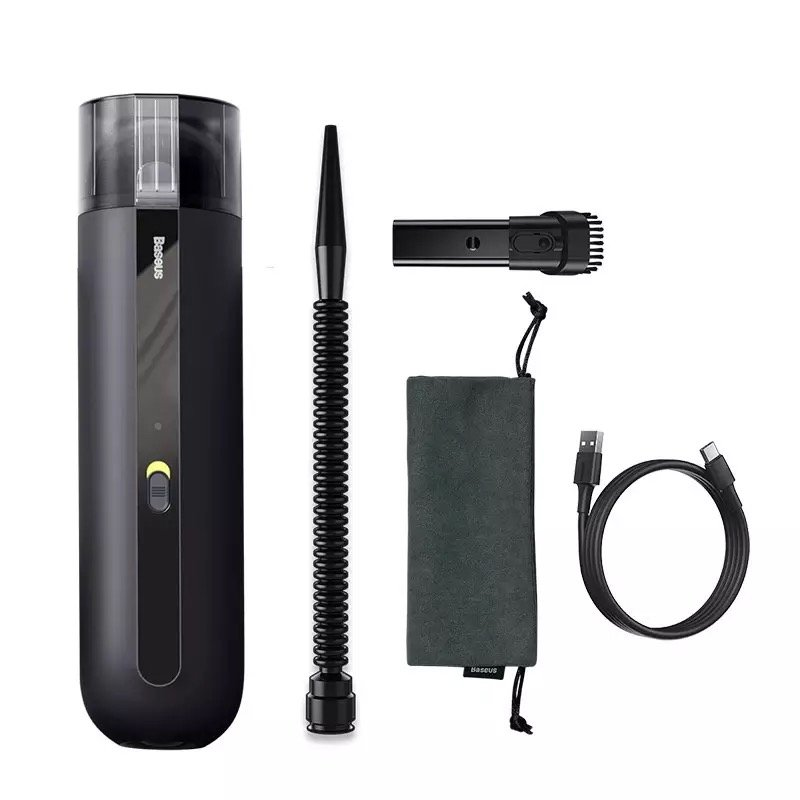 Portable Car Vacuum Cleaner Wireless 5000Pa Rechargeable Handheld Mini Auto Cordless