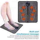 Foot Massager EMS Mat Super Thigh Fat Burner Shaper Relieve Feet And Legs Pain