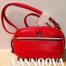 TOMMY HILFIGER Signature Stripe Crossbody Bag (69J1332 600) Beltbag NS - Perfect Gift