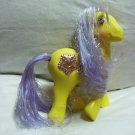 Vintage My Little Pony Earth Pony - Princess Starburst - 1987 G1 MLP - www.rootbeer.ecrater.com