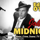 JOHNNY MIDNIGHT (1960 Edmond O'Brien) 32 eps on 4 DVDs in 7.5 quality
