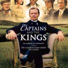 CAPTAINS AND THE KINGS (1976 Richard Jordan) Complete on 8 DVDs