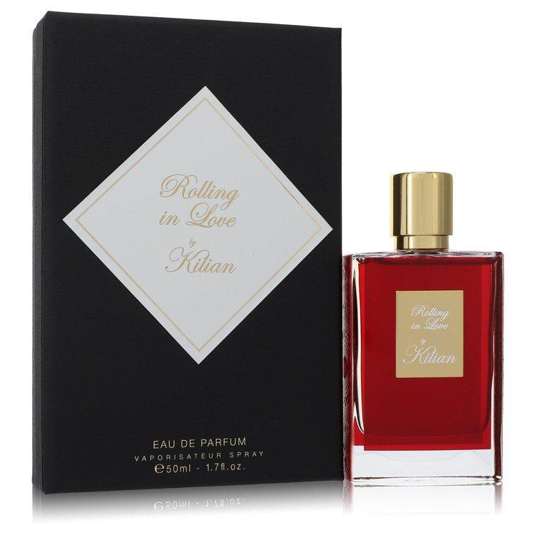 KILIAN Rolling In Love Perfume, Eau de Parfum 1.7 oz Refillable Spray.