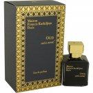 Maison Francis Kurkdjian Oud Satin Mood Eau de Parfum 2.4 oz Spray.