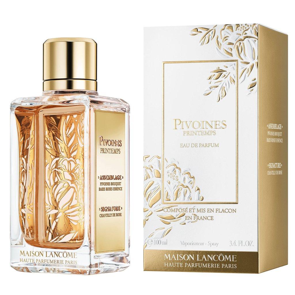 Lancome Pivoines Printemps Eau de Parfum 3.4 oz /100 ml Spray.