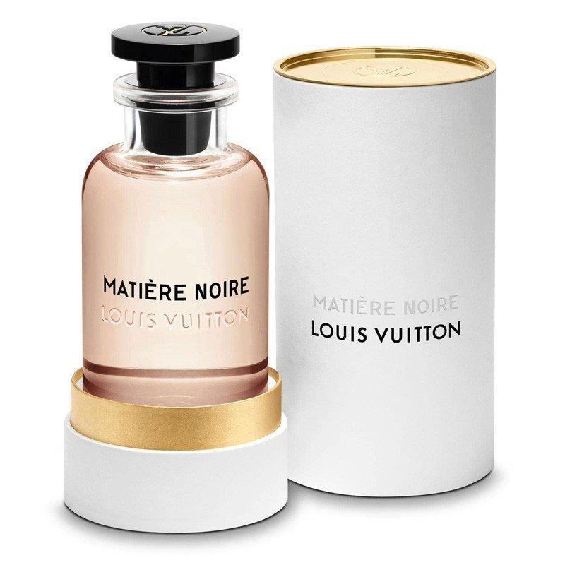 Louis Vuitton MATIERE NOIRE Perfume, Eau de Parfum 3.4 oz/100 ml Spray.