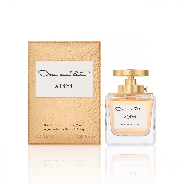Oscar de la Renta Alibi Perfume Eau de Parfum 3.4 oz Spray.