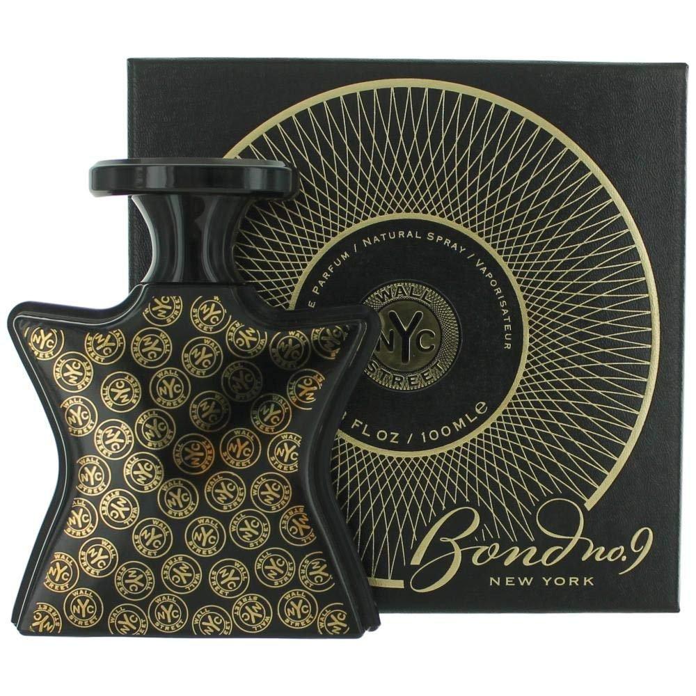 Bond No. 9 Wall Street Perfume Eau de Parfum 3.3 oz Spray.