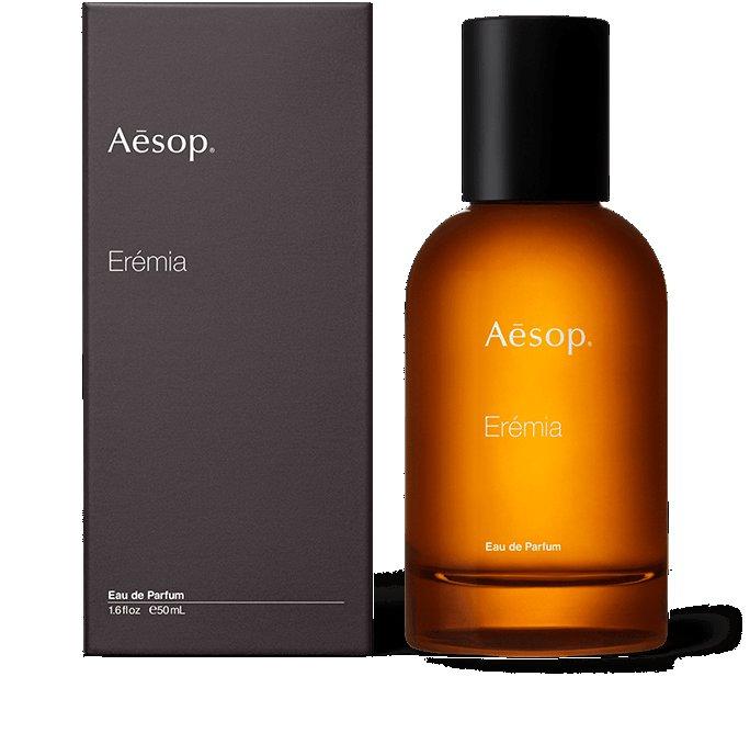 Aesop Eremia Perfume Eau de Parfum 1.6 oz Spray.