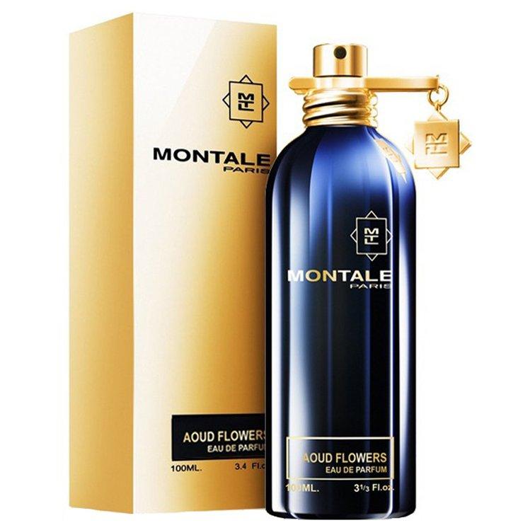 Montale Aoud Flowers Perfume Eau de Parfum 3.4 oz Spray.