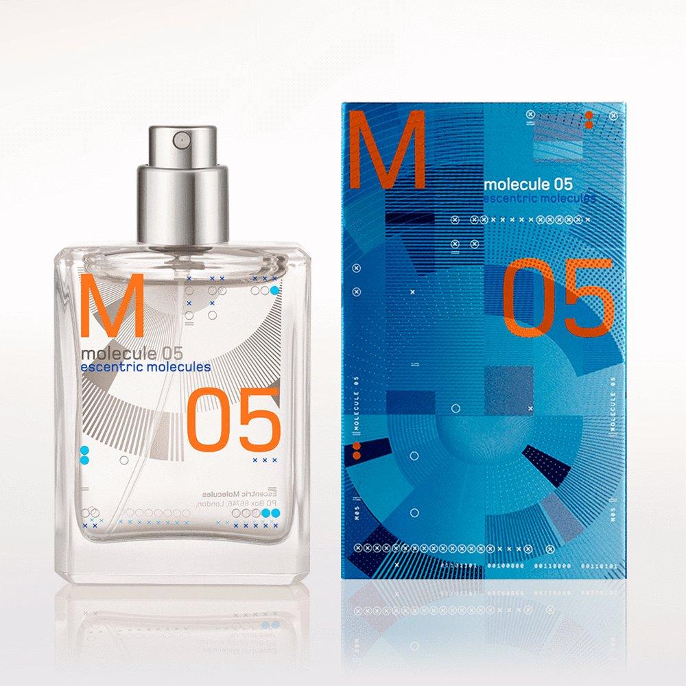 Escentric Molecules 05 Cologne by Escentric Molecules Eau de Toilette 3.5 oz Spray.