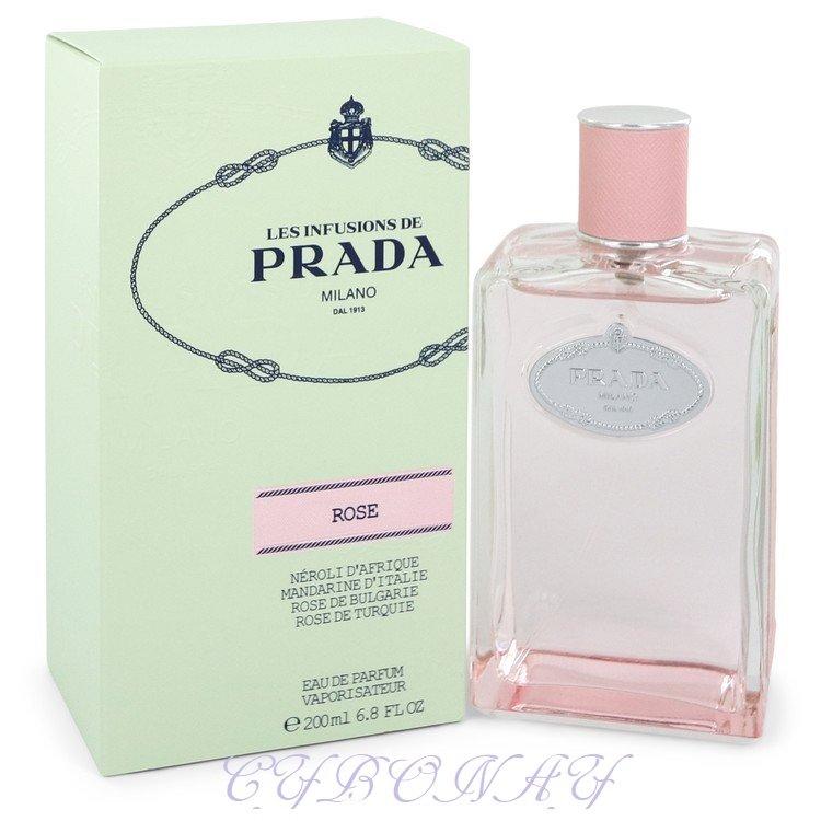 Prada Milano Infusion De Rose Eau de Parfum 6.8 oz Spray.