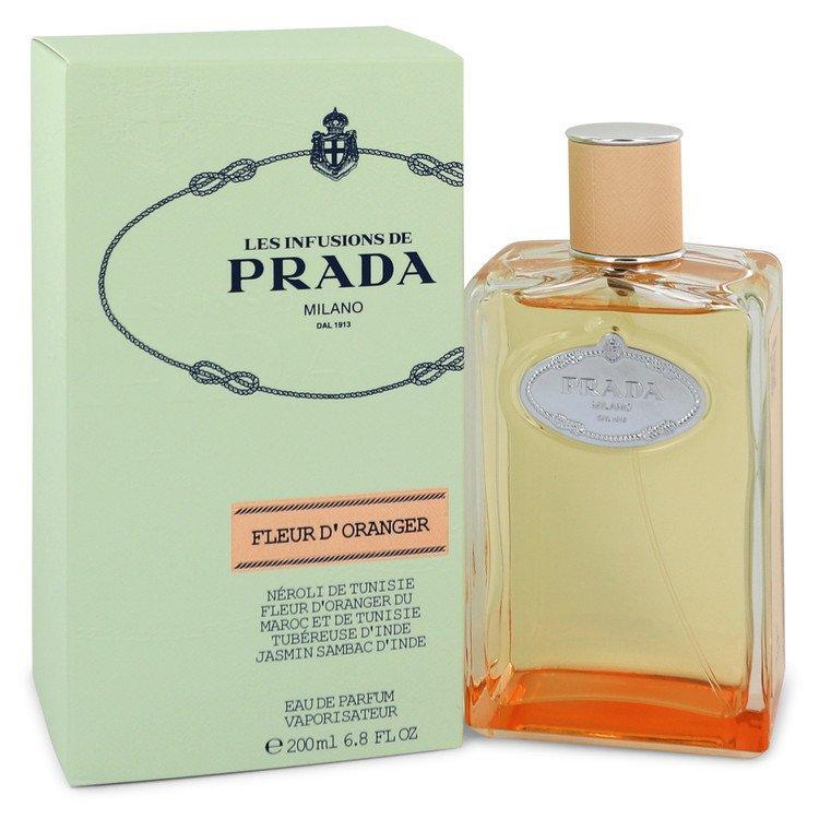 Prada Milano Infusion De Fleur D'oranger Eau de Parfum 6.8 oz Spray.