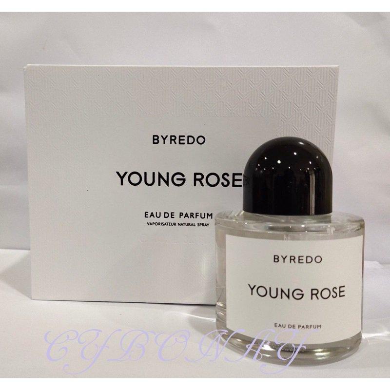 Byredo Young Rose Perfume Eau de Parfum 3.4 oz Spray.