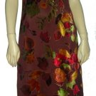 $247 Womens Beautiful BCBG Max Azria Velvet Dress Sz 4