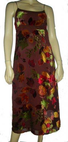 $247 Womens Beautiful BCBG Max Azria Velvet Dress Sz 4