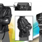 Leather Straight Jacket