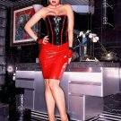 Spanking Skirt and Over Bust Corset / Dress