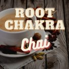 Root Chakra Chai: 12 count (Best Value)