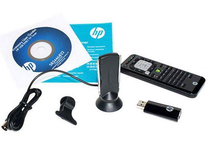Genuine HP A867 AVERMEDIA USB DVB-T TV TUNER MEDIA CENTER IR RECEIVER RECORDER 580175-001 WF651AV