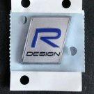 NEW Genuine OEM Volvo R DESIGN BADGE Logo 31391873 S60 S90 V90 XC40 XC60 XC90