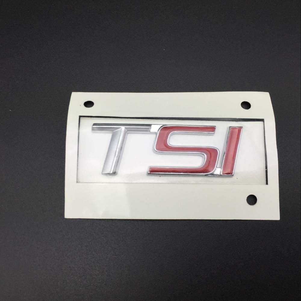 OEM Genuine New Volkswagen Skoda Octavia 1ZD 853 675 N 1.8T TSI Logo Rear Badge Emblem