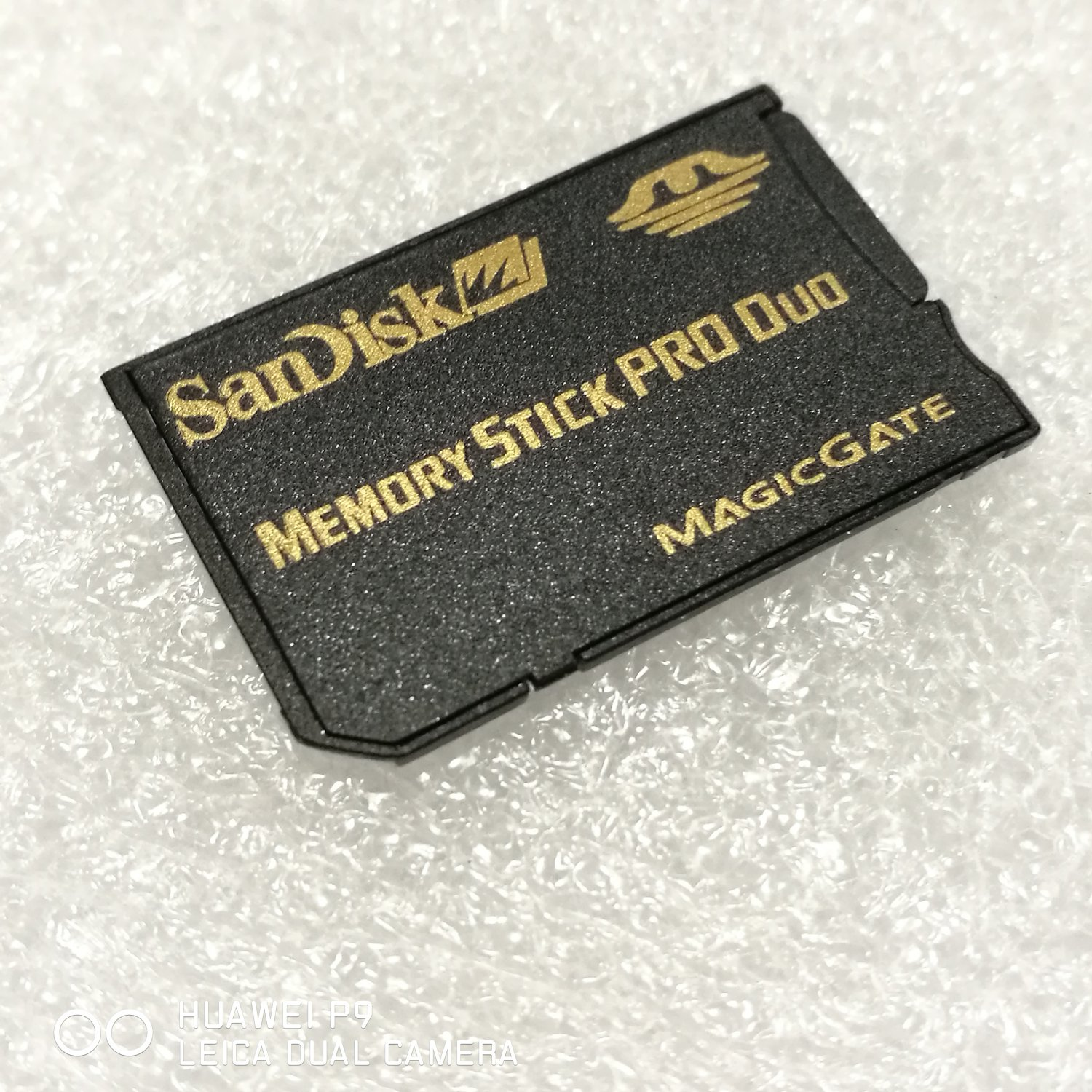 SanDisk Memory Stick Adapter Micro SD to Memory Stick PRO Duo MagicGate for PSP