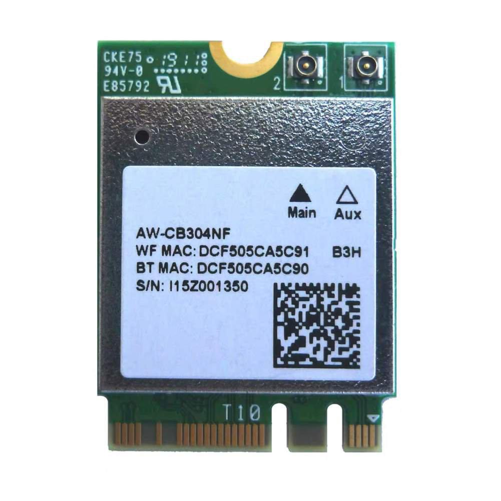 NEW Genuine Asus 802.11AC BT 5.0 Wi-Fi+BT Wireless Card AW-CB304NF RTL8821CE