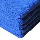5PACK Microfiber Cleaning Cloth Towel Rag Car Polishing No Scratch Auto Detailing 30CMX30CM