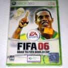 SEALED BRAND NEW FIFA06 SOCCER06 FOOTBALL(MICROSOFT XBOX ONE X 360 Game,2019)Janpan Version