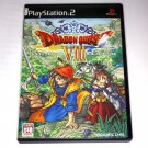 Used Dragon Quest VIII: Journey of the Cursed King (Sony PlayStation 2 PS2)(Japan)