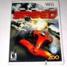 SEALED BRAND NEW SPEED (Nintendo Wii Game)US Version